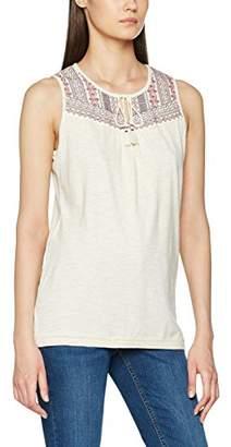 Fat Face Women's Saffron Embroidered Vest Top