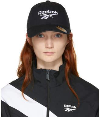Reebok Classics Black Lost Found Cap