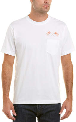 Brooks Brothers 1818 Logo T-Shirt