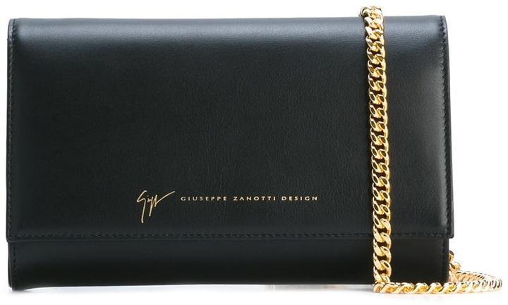 Giuseppe Zanotti Design Kimmy shoulder bag