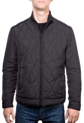 Ungaro Urban Tech Diamond Quilted Jacket