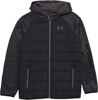 Under Armour Day Trekker Water Resistant ColdGear(R) Hooded Puffer Jacket