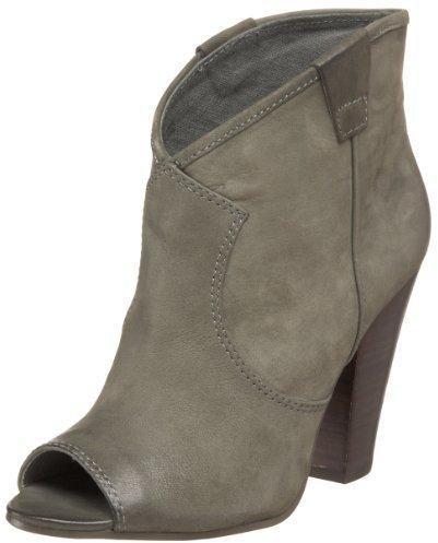 Ash Women's Inedit Peep-Toe Ankle Boot