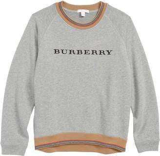Burberry Hectore Stripe Sweater