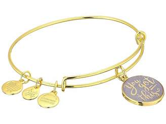 Alex and Ani Words are Powerful - You Got This Bangle Bracelet