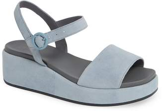 Camper Misia Platform Wedge Sandal