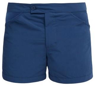 ce0cf98d50 Bower - Elsinore Tailored Swim Shorts - Mens - Mid Blue
