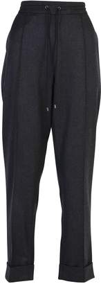 Kenzo Grey Cropped Trousers