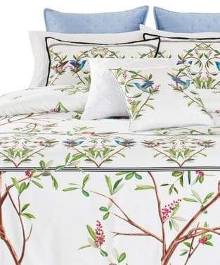 Ted Baker Three-Piece 230 Thread Count Highgrove Cotton Sateen Duvet Cover Set