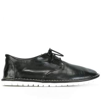 Marsèll contrast sole lace-up loafers