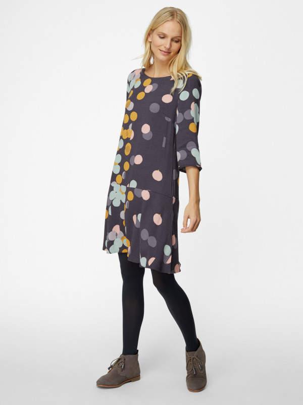 Michelle Spot Dress