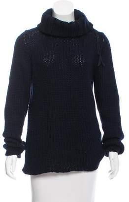 Maison Margiela Long Sleeve Knit Sweater