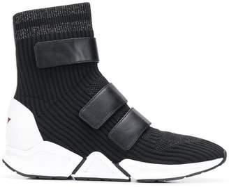 Ash sock sneakers