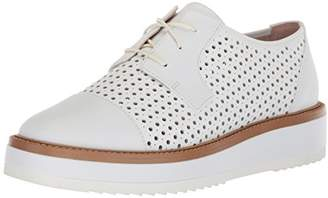 Nine West Women's VERWIN Leather Oxford Flat
