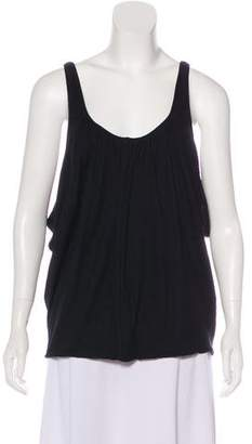 Alessandro Dell'Acqua Virgin Wool Sleeveless Top w/ Tags