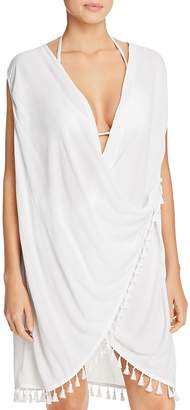 Athena Bazaar Beauty Wrap Swim Cover-Up