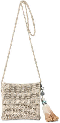 The Sak Costa Mesa Crochet Mini Bag