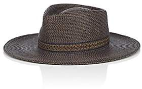 Eric Javits MEN'S OUTBACK HAT - NAVY SIZE 71/2