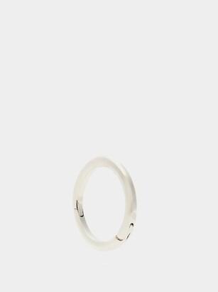 Maria Tash White Gold Single Earring - Womens - Silver