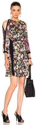 3.1 Phillip Lim Meadow Flower Cold Shoulder Dress