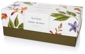 Tea Forte Herbal Retreat Presentation Box