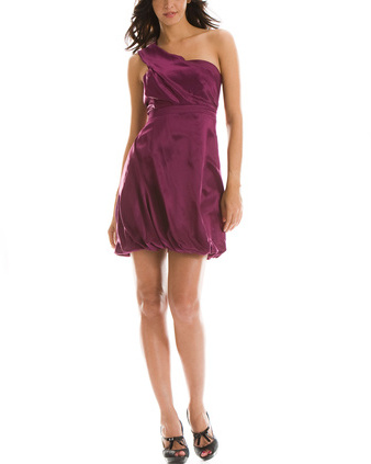 One Shoulder Dress Online Exclusive