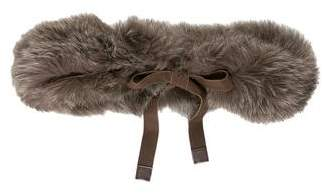 Fur Fox Collar
