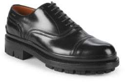 Bally Cologny Leather Oxfords