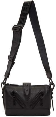 Kenzo Black Mini Kalifornia Shoulder Bag