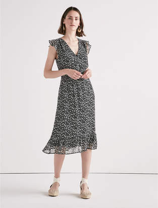 Lucky Brand DITSY FLORAL MAXI