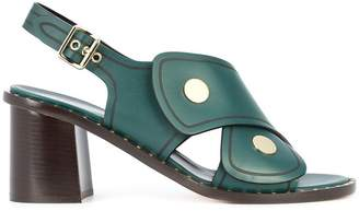Derek Lam Lagos Block Heel Sandal