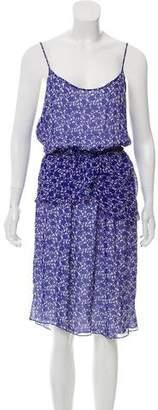 Derek Lam Silk Printed Dress