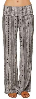 O'Neill Johnson Print Beach Pants