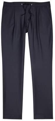 Nn07 NN07 Domenico Slim-leg Tencel Trousers