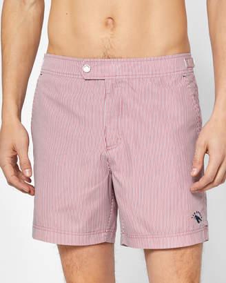 Ted Baker SELWYN Striped swim shorts
