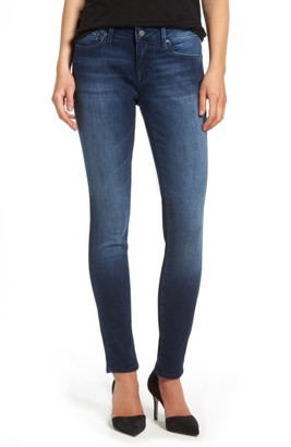 Women's Mavi Jeans Alexa Skinny Jeans $118 thestylecure.com