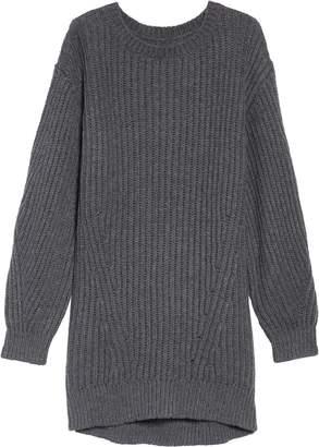 Treasure & Bond Cozy Sweater Dress