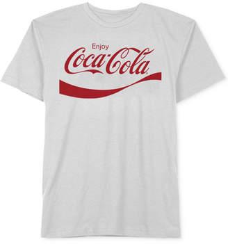 Coca Cola Men's T-Shirt by Hybrid Apparel