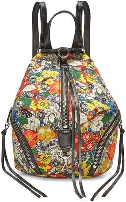 Rebecca Minkoff Julian Mini Convertible Cotton Backpack