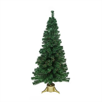 Northlight Seasonal 7-ft. Pre-Lit Fiber Optic Artificial Christmas Tree