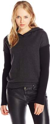 Fox Junior's Fronted Pullover Hoodie Sweater
