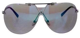Christian Dior 57th Aviator Sunglasses