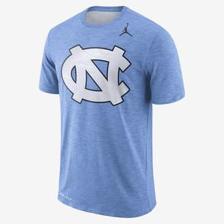 Jordan Nike College Dri-FIT Sideline (North Carolina) Men's T-Shirt