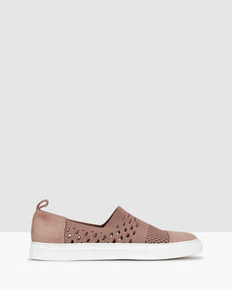 Airflex Stacey Knit Slip On Loafers