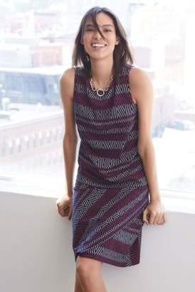 Next Womens Berry Jacquard Skirt