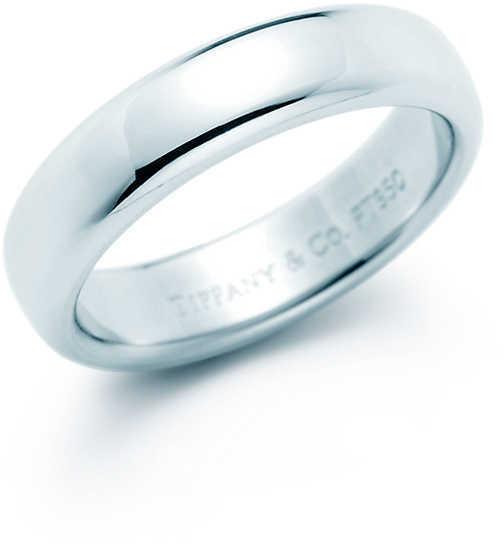 Tiffany & Co. Lucida®:Wedding Band