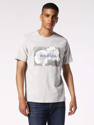 Diesel T-Shirts 0EADQ - Grey - 3XL