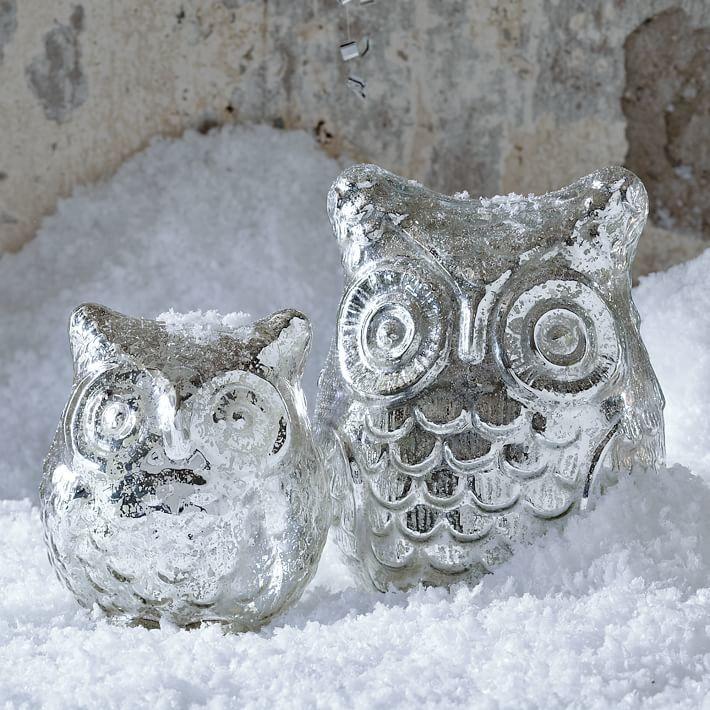 west elm St. Jude® Mercury Owls