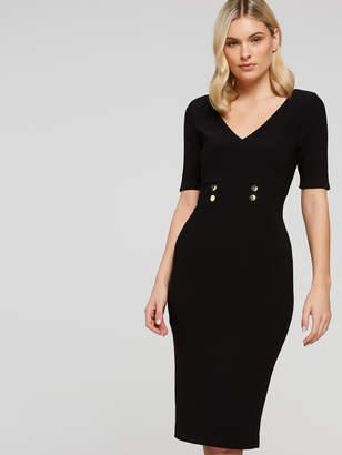 Portmans Australia Rosalie Button City Dress