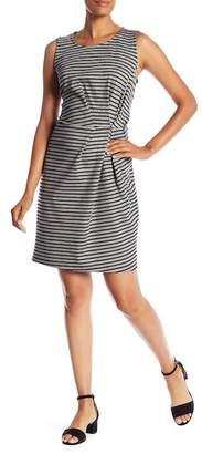 Pleione Striped Sheath Dress
